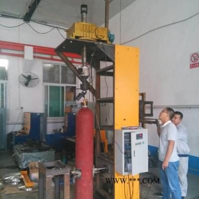 消防钢瓶立式瓶阀装卸机 装阀设备 拧阀机