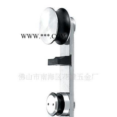 佛山花键工厂直销 不锈钢 双轴承出口超静音 滑轮 五金配件