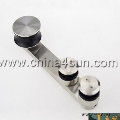 专业生产 304不锈钢 玻璃门 淋浴房 五金 配件 滑轮 吊轮