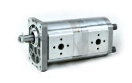 3D动画演示液压系统齿轮泵, 工作原理一目了然! (241播放)