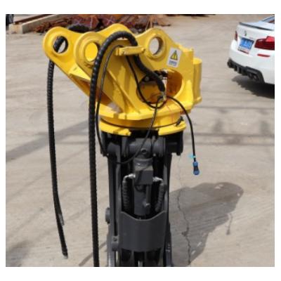 工程用连接器 钩机快速联轴器旋转倾斜连接器 多功能液压快速装置