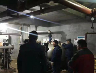 节省十几万元 商丘市帝和小区海外工作业主主动请缨维修损毁水泵