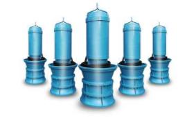 德能泵业潜水轴流泵价格 (119播放)