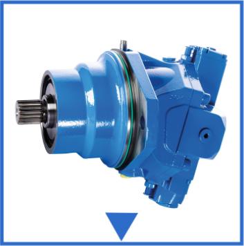 厂家供应天津GMC4-32-B6F4-30齿轮马达液压马达技术参数(现货)