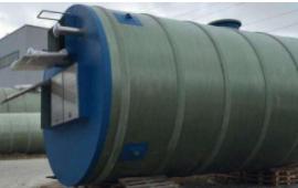 一体化泵站专用粉碎型格栅测试_华南泵业 (188播放)