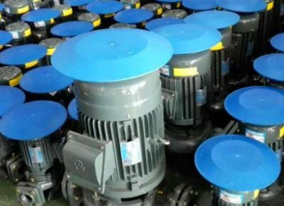 德能泵业潜水轴流泵——宁波某生物技术实验室安装排水泵项目