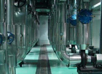 德能泵业潜水轴流泵轴承涂油润滑