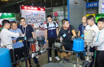 2021上海化工泵阀门及管道展览会