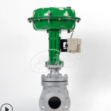 厂家销售气动调节阀JG10-T-2-ZHA2调节阀20-200mm调节阀