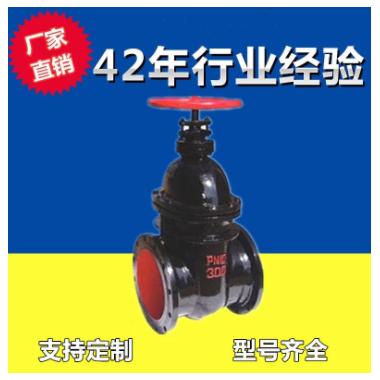 生产销售Z45T-16法兰闸阀 手动暗杆铸铁阀门