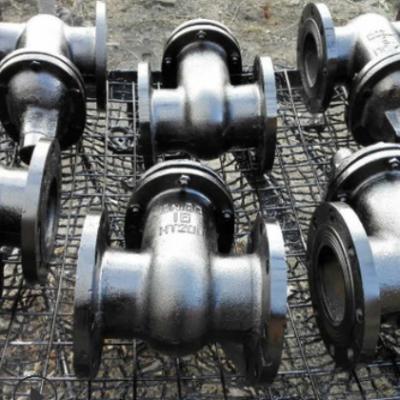 厂家现货供应SZ45T-16铸铁法兰闸阀 暗杆钥匙锁闭阀门