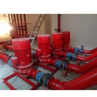 XBD5.0/44.4-100L XBD消防泵/消防喷淋泵/消防稳压/增压消火栓泵