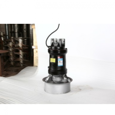 QJB潜水搅拌机 污水处理设备不锈钢污水搅拌器低速推流器厂家直销