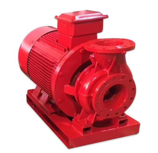 卧式单级消防泵 XBD7.0-30G-W-30KW