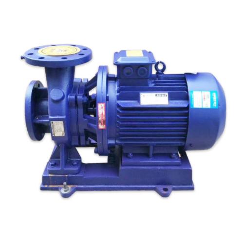增压泵工地临时用水ISW50-200-5.5KW