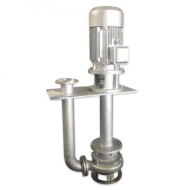 不锈钢液下排污泵80YWP65-25-7.5KW