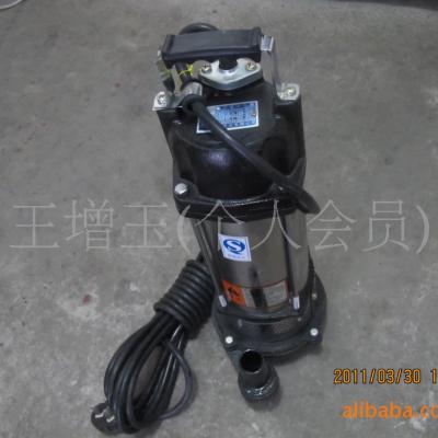 单相小潜水泵370W 750W