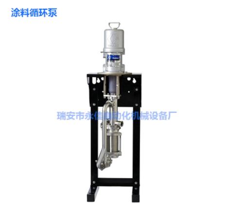 固瑞克graco气动涂料循环泵 高容量循环泵