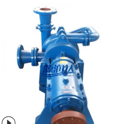 源润达压滤机专用入料泵30kw泥浆泵污泥泵高压进料污泥处理机大型