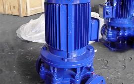 ISG立式管道泵 (5播放)