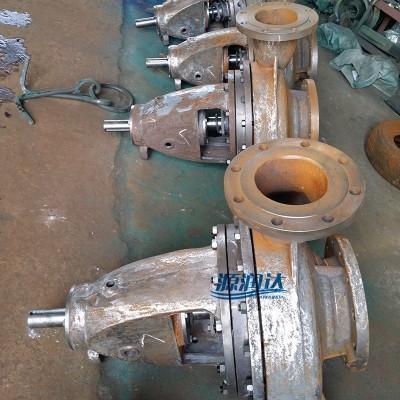 源润达ISG315立式管道泵工业城市排污泵大扬程离心泵