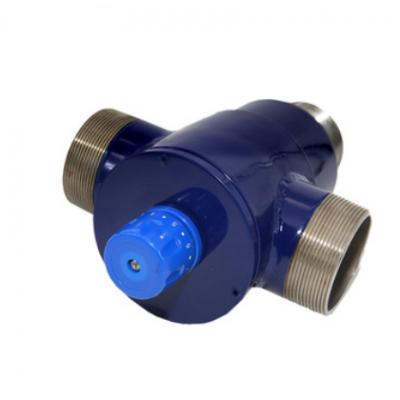 兴骋 2.5寸DN65工程专用恒温阀浴池恒温系统恒温混水阀智能管道阀