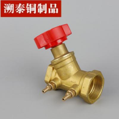 黄铜螺纹平衡阀 单向平衡阀流量控制阀 黄铜水位控制阀