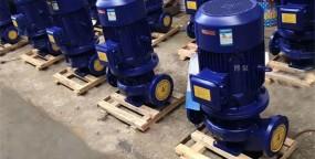ISG25-160型立式管道泵
