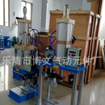 厂家批发3吨压力气动压机/气动冲床 四柱式3T气动压力机