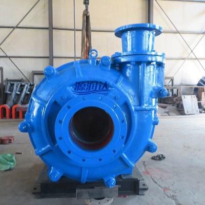 源润达150ZJ-I-A60渣浆泵供水不足底阀漏水密封排气