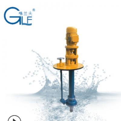 格兰夫 厂家直销 不锈钢液下泵耐腐蚀立式长轴液下泵