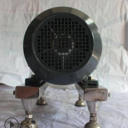 厂家直销 钛材 真空蒸馏泵 单级单吸无泄漏化工磁力泵