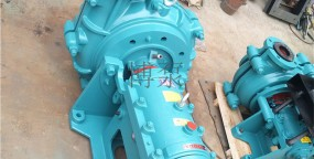 博泵40ZJ-I-A17型无堵塞渣浆泵单级单吸高铬合金杂质泵