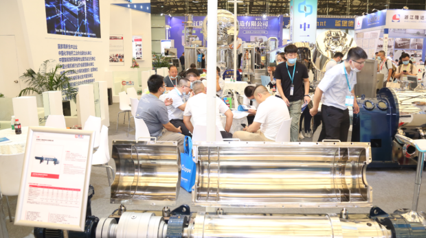 2021化工装备需求大涨,上海化工装备博览会预定超80%