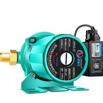 自来水家用全自动静音增压泵太阳能热水器加压泵220V小型管道水泵