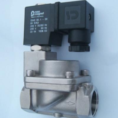 暖通空调电磁阀 先导式电磁阀 活塞式电磁阀 电磁阀 高压活塞式