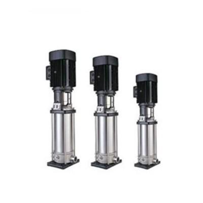 CDL/CDLF型立式不锈钢多级离心泵-矾泉水泵