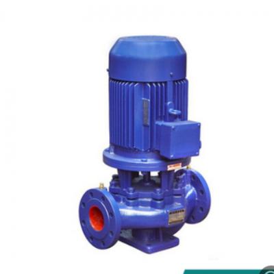 厂家供应 管道化工泵 ISG立式管道泵 循环管道泵