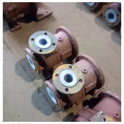 供应IMC型耐酸碱氟塑料磁力泵