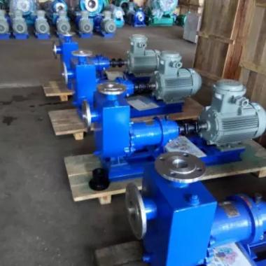 供应ZCQ型不锈钢耐酸碱无泄漏自吸泵