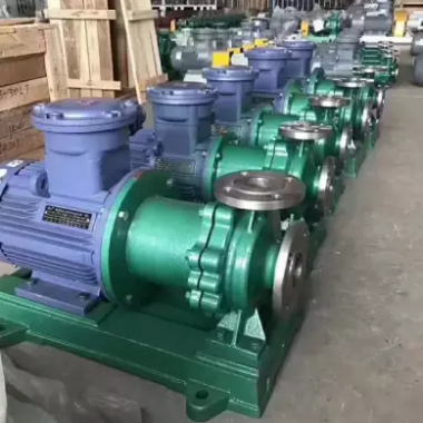 供应CQB型衬氟无泄漏化工泵耐酸泵