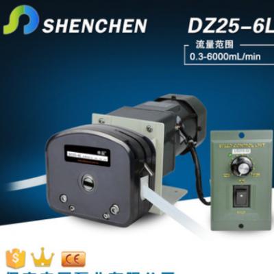 OEM蠕动泵 快装型蠕动泵泵头 交流电机 PPS聚苯硫醚材料