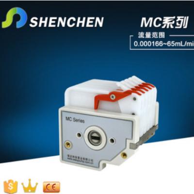 多通道蠕动泵泵头MC 1-12个通道可选 应用于分析仪器配套