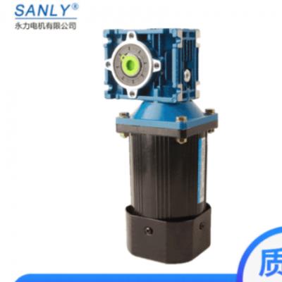 东莞永力RV30/40/50涡轮蜗杆电机马达配步进减速电机 齿轮减速机