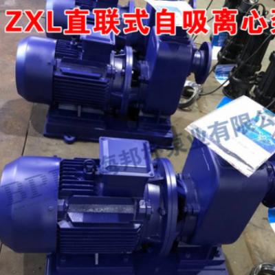 厂家直销 自吸泵ZX自吸离心泵 电动自吸清水泵 农田灌溉增压泵