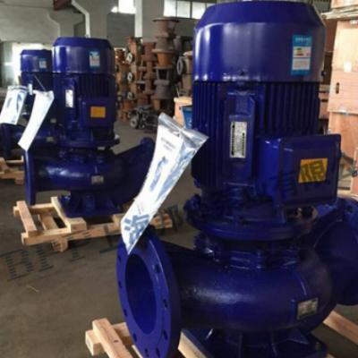 管道离心泵|单吸单级立式离心泵|ISG管道清水离心泵|IRG循环泵