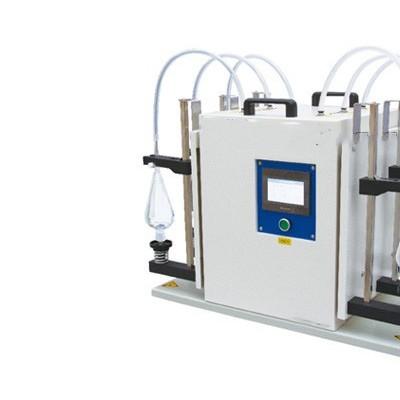 3000自动液液萃取仪 自动放气振荡萃取装置 自动振荡萃取仪