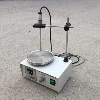 磁力加热搅拌器 85-2A双数显恒温磁力搅拌器