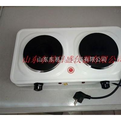 DF-2双联封闭电炉 无级调速 2×1000W