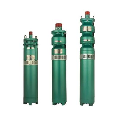 QS型充水湿式多级潜水电泵-矾泉水泵